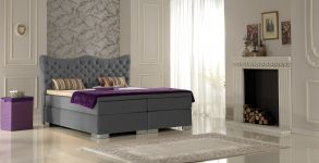 CROWN Boxspringbett HAROLDS
