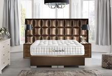 CROWN Boxspringbett ASTORIA III DELUXE
