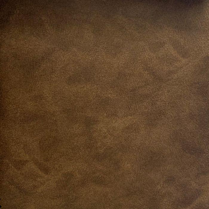CROWN Boxspringbett JOKER DELUXE, hohe Taschenfederkern Matratze, inkl. Topper, Kunstleder Seidenglanz Taupe, 180x200 cm