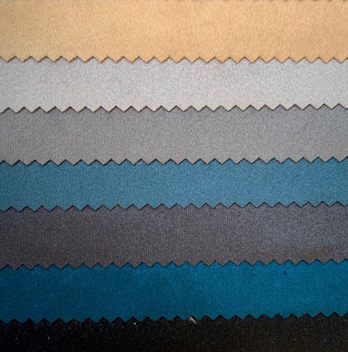 CROWN Boxspringbett LONDON DELUXE, hohe Taschenfederkern Matratze, inkl. Topper, Kunstleder Antik Braun,180x200 cm